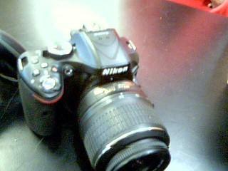 NIKON Digital Camera D5200