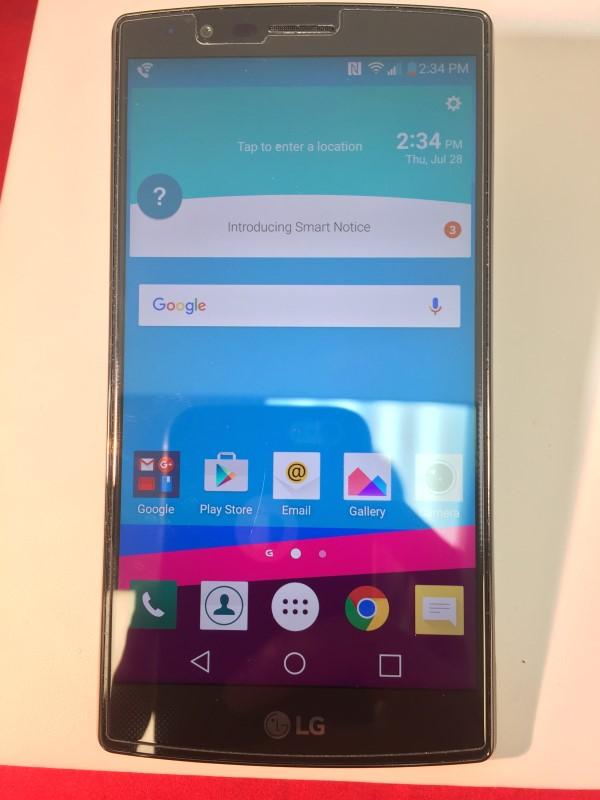 LG Cell Phone/Smart Phone LG-H811