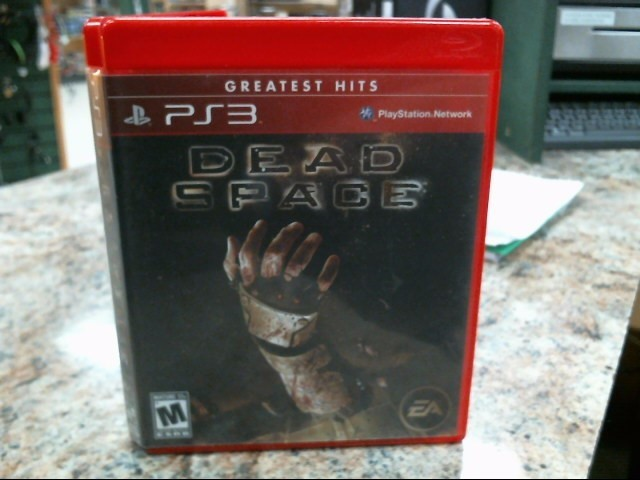 SONY Sony PlayStation 3 Game DEAD SPACE
