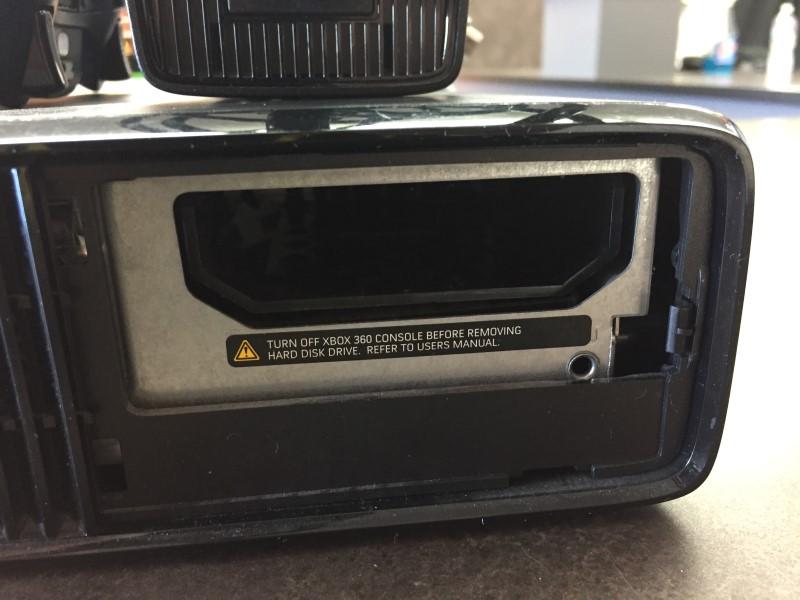 MICROSOFT Video Game System XBOX 360 SLIM CONSOLE