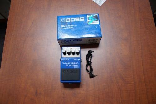 BOSS Effect Equipment CS-3