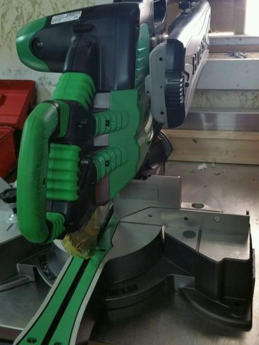 HITACHI Miter Saw C12RSH 12""