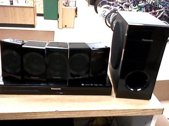 PANASONIC DVD Player SA-XH170