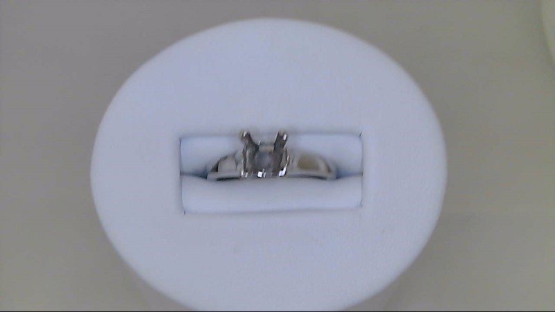 Gold-Misc. 14K White Gold 3.83g