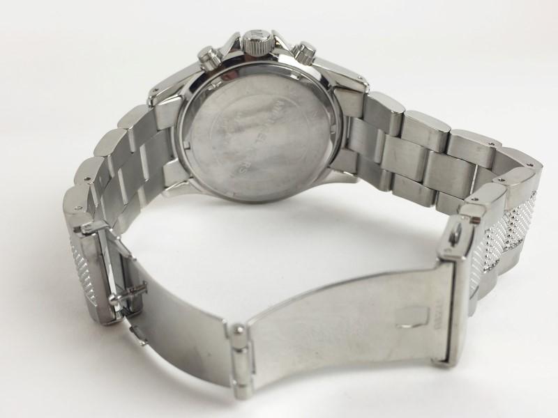 MICHAEL KORS Stainless Steel Gent's MK8174 Black Chronograph