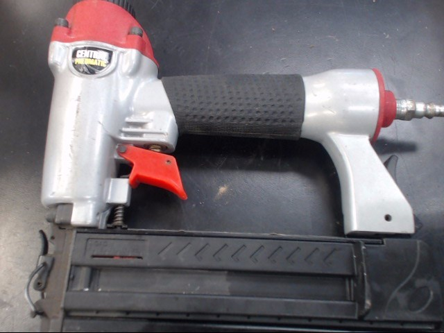 CENTRAL PNEUMATIC Nailer/Stapler 68023 `AIR `FINISH NAILER 16 GAUGE