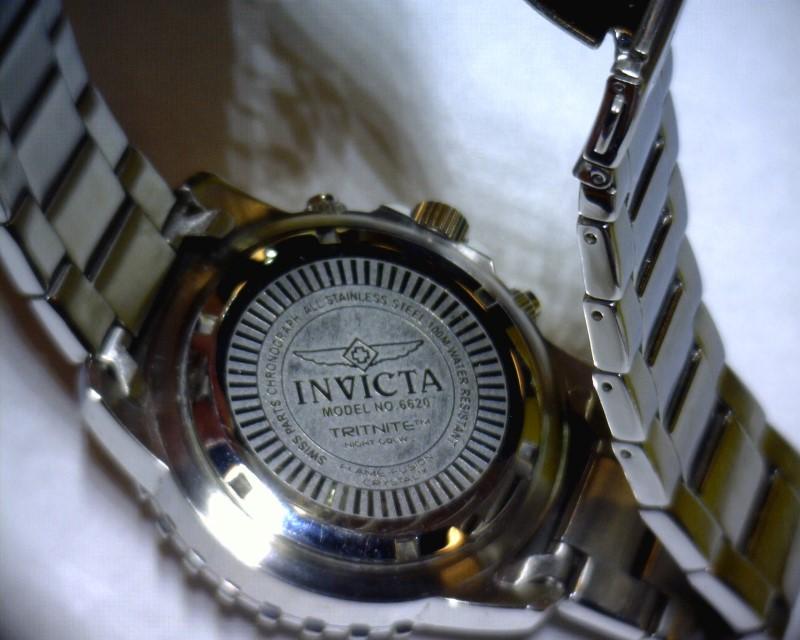 INVICTA Gent's Wristwatch 18911