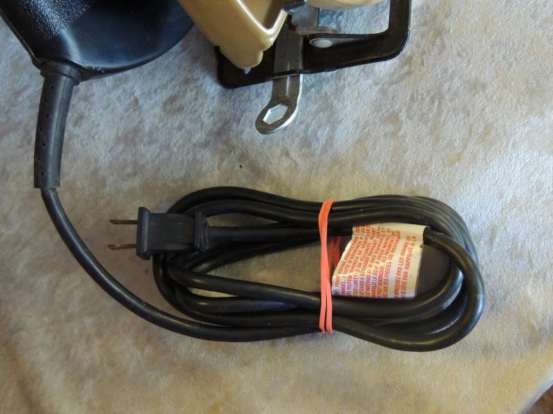 """Skil SkilSaw Corded Circular Saw 5250 7-1/4"""" 120V USA Made"""