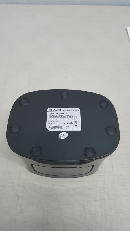 Hitachi W50 Smart Wi-Fi Speaker Bluetooth 4.0