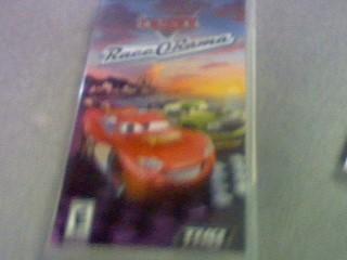 SONY Sony PlayStation 3 Game CARS RACE-O-RAMA