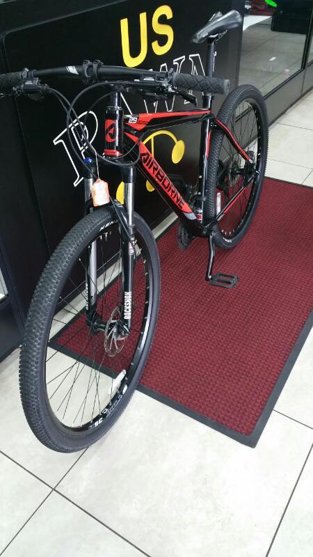 AIRBORNE Mountain Bicycle GUARDIAN 29