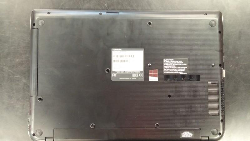 TOSHIBA Laptop/Netbook C55-B5299