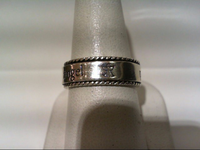 Gent's Silver Ring 925 Silver 7.2g