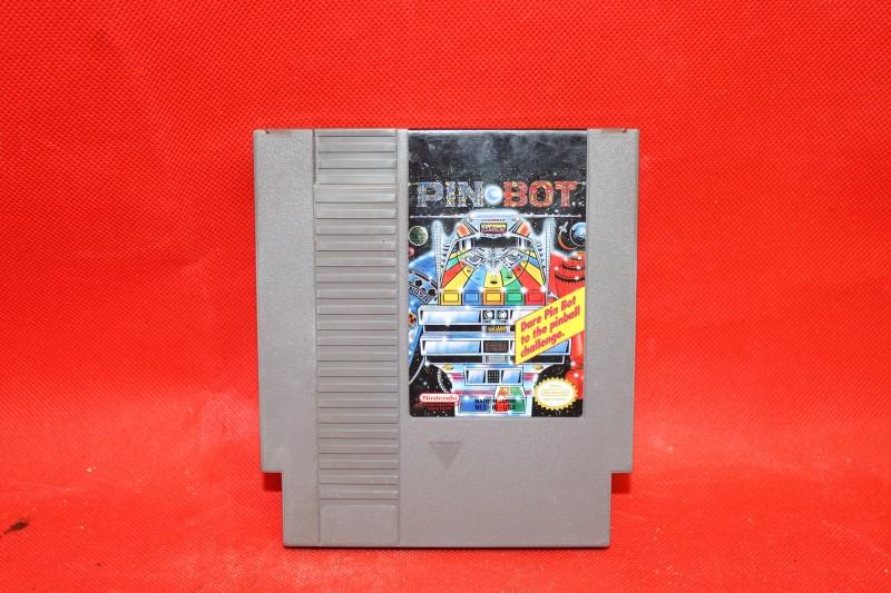 Pinbot Pin Bot (Nintendo NES)