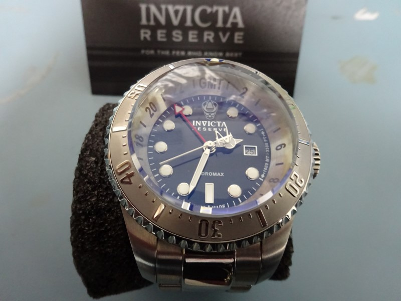 INVICTA Gent's Wristwatch RESERVE 16957