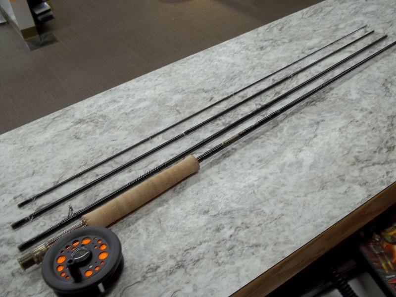 SAGE FISHING POLE ONE 590-4