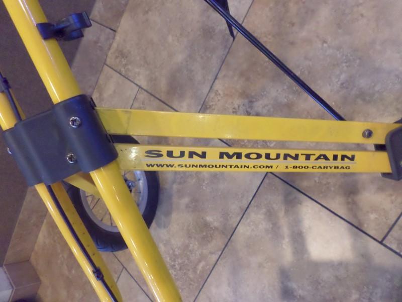 SUN MOUNTAIN Golf Accessory SPEED CART