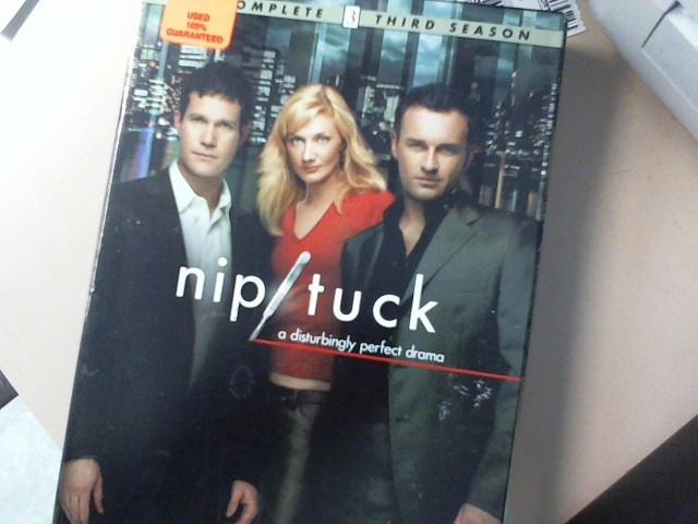 NIP TUCK 3RD SEASON