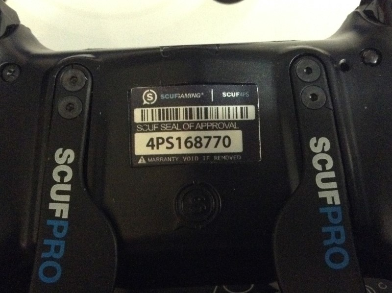 SCUFGAMING Video Game Accessory 4PS