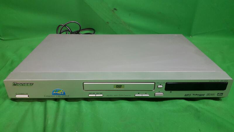 PIONEER ELECTRONICS DVD Player DV-250