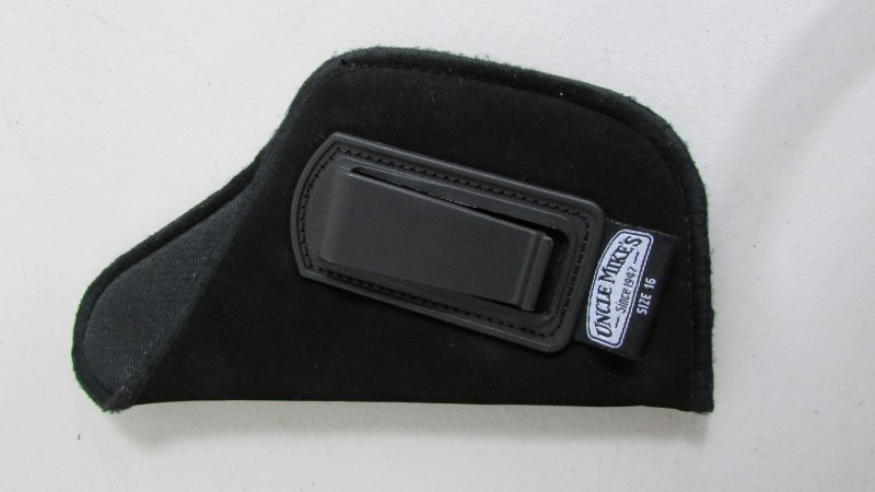 UNCLE MIKE'S IWB HOLSTER SZ 16