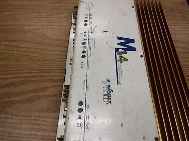 PHOENIX GOLD Car Amplifier M44