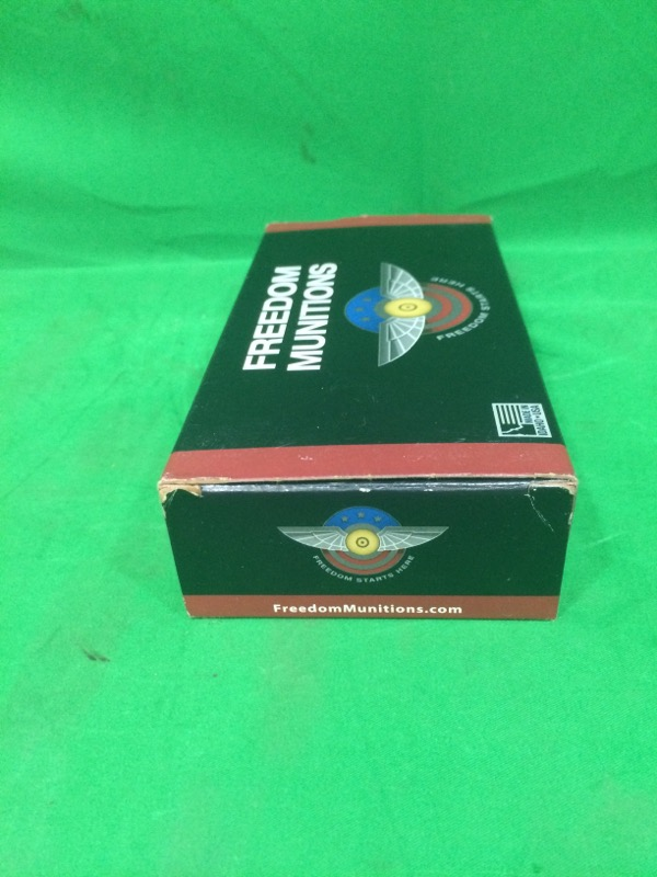 FREEDOM MUNITIONS Ammunition 45 ACP 45 ACP