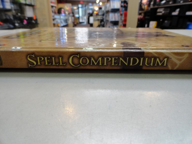 Dungeons & Dragons - Spell Compendium Book