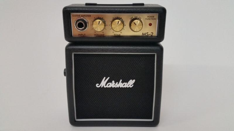 MARSHALL Electric Guitar Amp MS-2 MICRO-MINI AMP