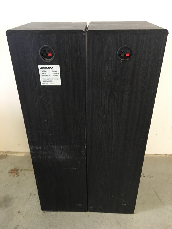 ONKYO Speakers SK-41