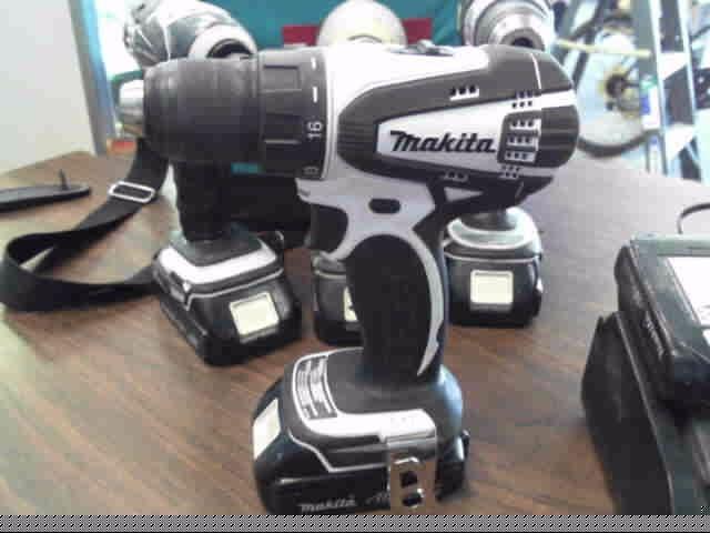 MAKITA Cordless Drill XDT04/BPF452