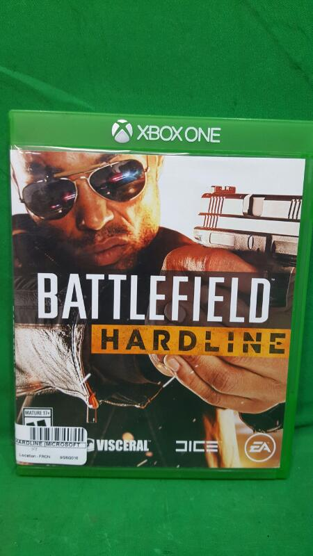 Battlefield Hardline (Microsoft Xbox One)