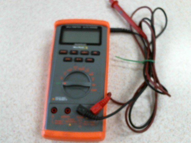 BLUE POINT Multimeter EEDM504C MULTIMETER
