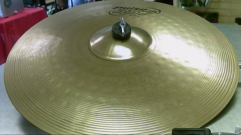 """PULSE 357 BY PAISTE 20"""" CYMBAL RIDE"""