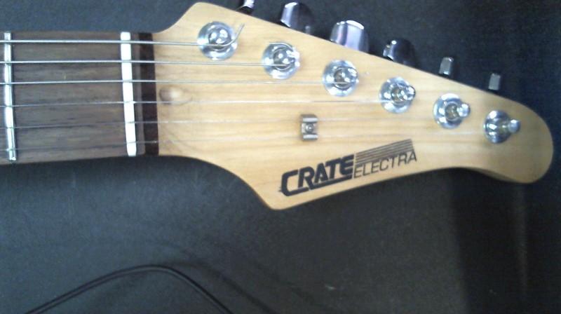 CRATE AUDIO Electric Guitar ELECTRA