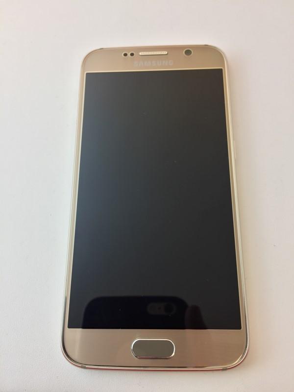 SAMSUNG GALAXY S6 32GB SPRINT - GOLD PLATINUM