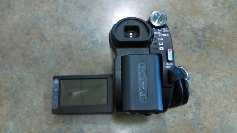 SONY Camcorder DCR-DVD650