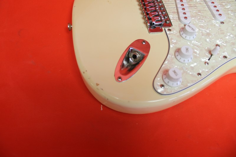 Fender Stratocaster Squier Electric Guitar