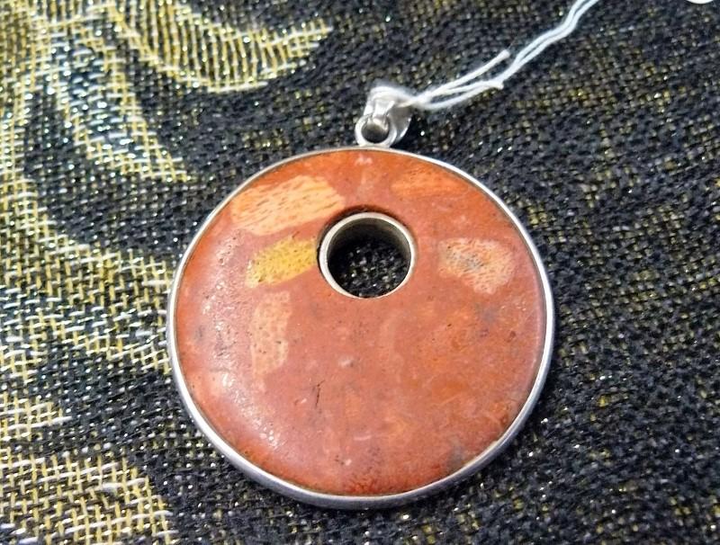 Silver Pendant 925 Silver 1.5dwt
