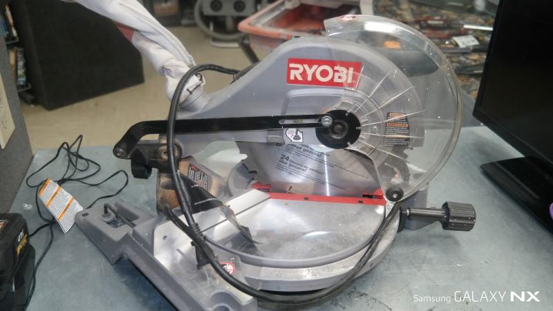 RYOBI Miter Saw TS1344L
