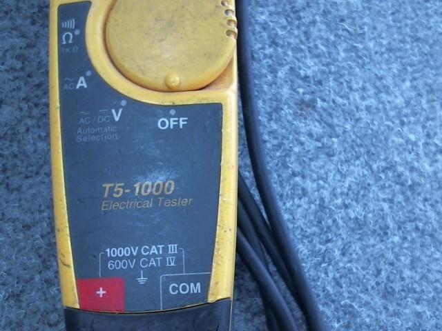 FLUKE Multimeter T5-1000 ELECTRICAL TESTER