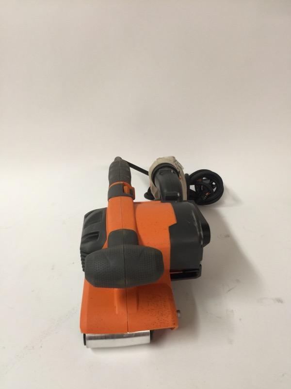 RIDGID TOOLS Belt Sander R27401