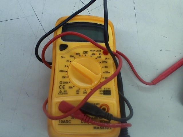 MASTECH Multimeter MAS830L