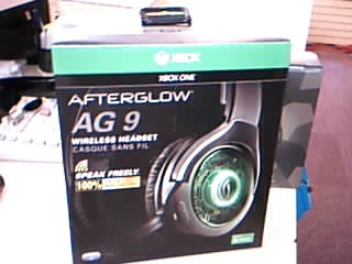 AFTERGLOW Video Game Accessory AG9