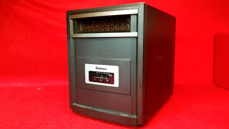 Holmes Infrared Quartz Space Heater Electric 1000W