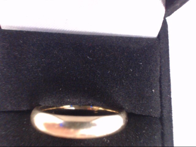 Gent's Gold Ring 14K Yellow Gold 5.4g