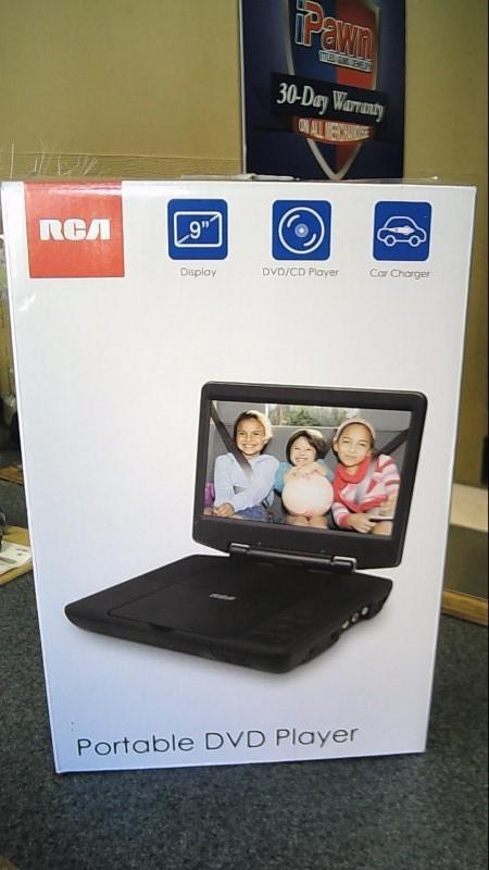 RCA Portable DVD Player DRC98090