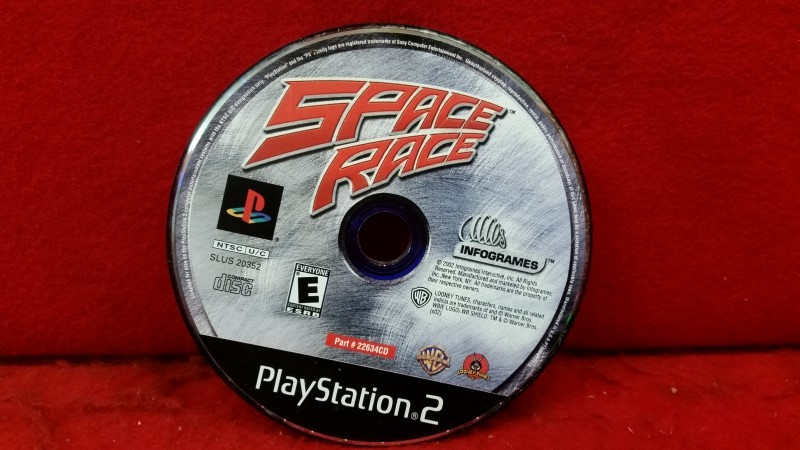 Space Race (Sony PlayStation 2, 2002)