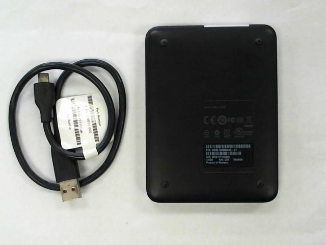 WESTERN DIGITAL Computer Accessories MY PASSPORT 1TB
