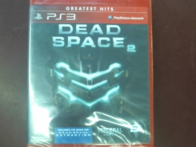 SONY PS3 DEAD SPACE 2 (NEW - SEALED)